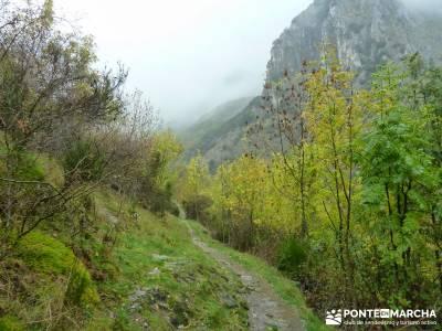 Las Médulas - Valle del Silencio - Herrería de Compludo;senderismo familiar senderos gr españa